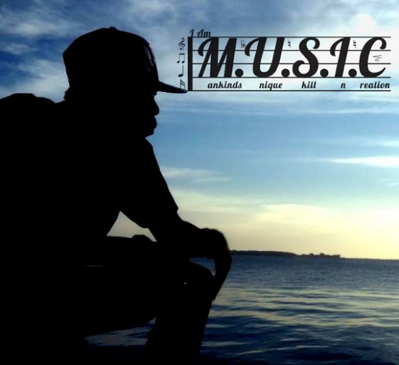 I Am Music cover
