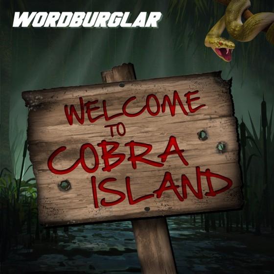 Wordburglar-WelcomeToCobraIsland-artwork