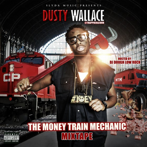 dustywallace-moneytrainmechanic-cover