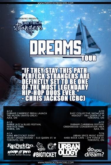 DREAMS-TOUR