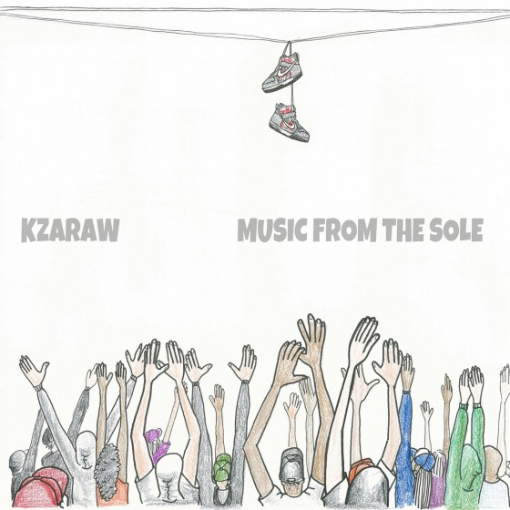 kzaraw-musicfromthesole-artwork