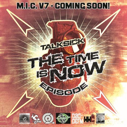 talksick-thetimeisnow-artwork