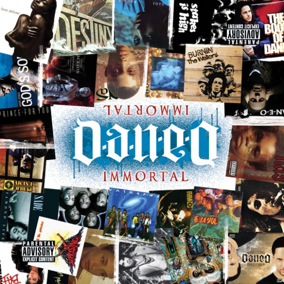 Dan-e-o Immortal Cover