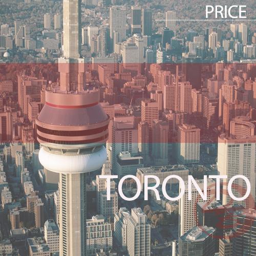 Price Toronto cover