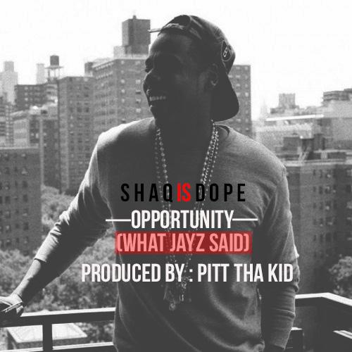 shaqisdope-opportunity-artwork