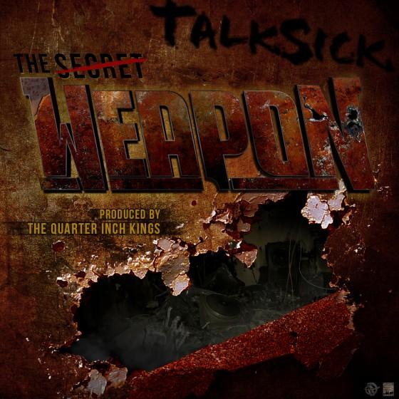 talksick-theweapon-artwork