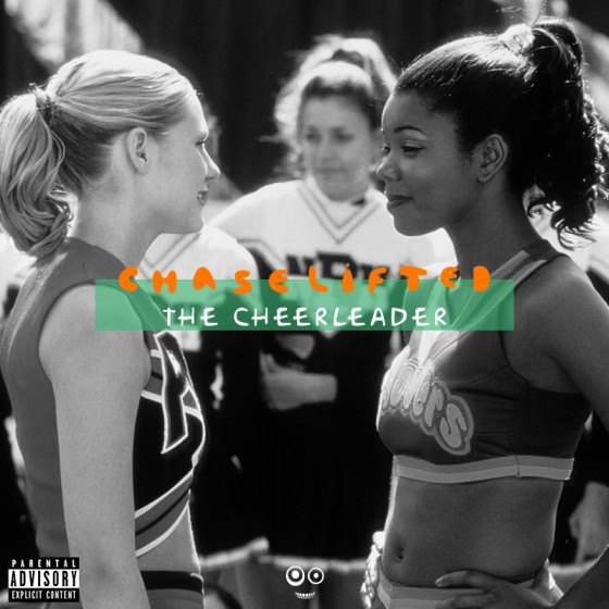 chaselifted-thecheerleader-artwork
